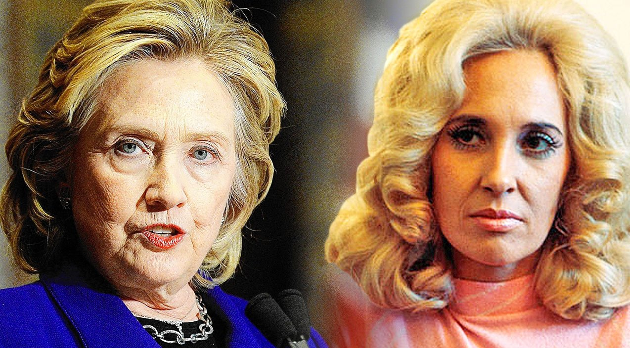 Flashback: Hillary Clinton's 1992 Public Scandal With Tammy Wynette
