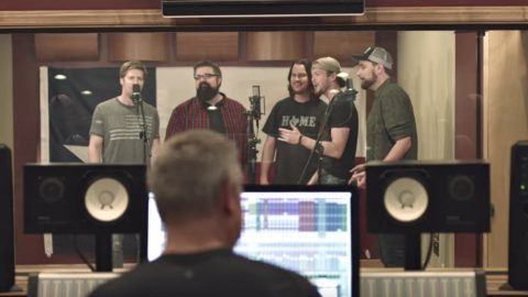 Home Free Releases Uplifting 'God Blessed Texas' Cover To Benefit Hurricane Victims | Country Music Videos