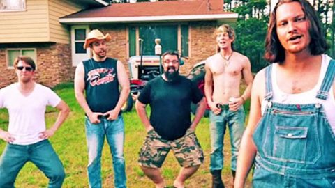 A Capella Group Sings Hysterical 'Champagne Taste On A Beer Budget' That Describes Your Wife   Country Music Videos