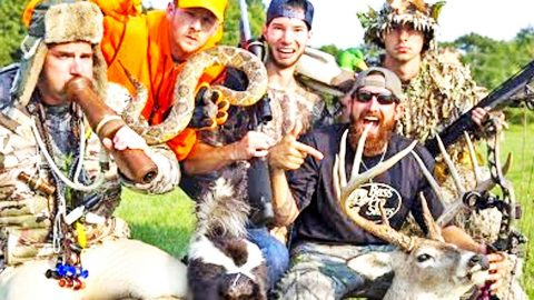 Hilarious Hunting Stereotypes Will Have Y'all In Stitches | Country Music Videos