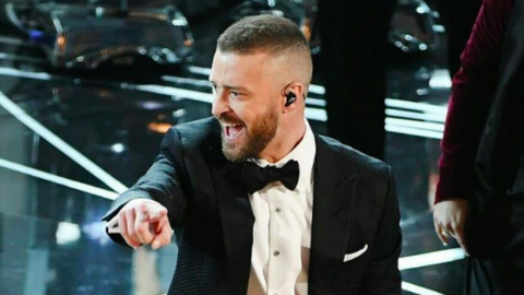 Justin Timberlake Kicks Off 2017 Oscars With Rockin' Performance Of 'Can't Stop The Feeling' | Country Music Videos