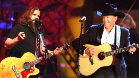 Jamey Johnson and George Strait – The Eagle (VIDEO) | Country Music Videos