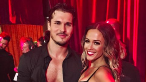 Jana Kramer Stuns In 'Dancing With The Stars' Debut | Country Music Videos