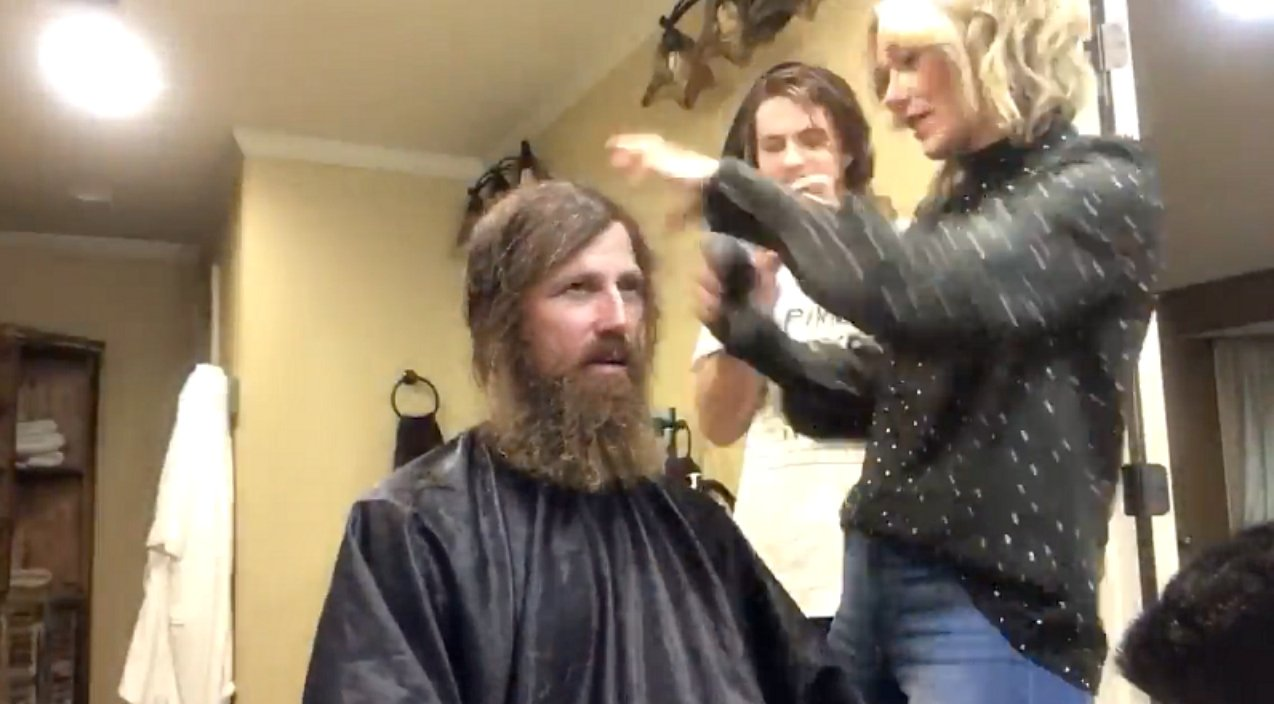 Duck Dynasty Brother Shaves His Beard For A Good Cause And The Result Is Shocking Country Rebel