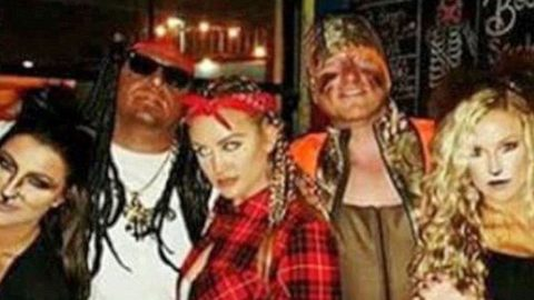 Jason Aldean Facing Backlash For 'Rapper' Halloween Costume [SEE PHOTO] | Country Music Videos