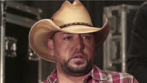 Jason Aldean Speaks Out For The First Time Since Las Vegas Shooting | Country Music Videos