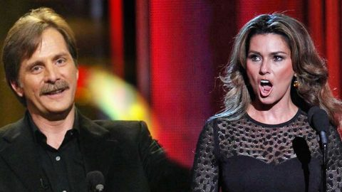 Do You Remember Shania Twain Swearing At Jeff Foxworthy During The 2005 CMT Awards?   Country Music Videos