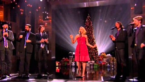 Musical Powerhouses Team Up For Stunning A Cappella 'Have Yourself A Merry Little Christmas' | Country Music Videos