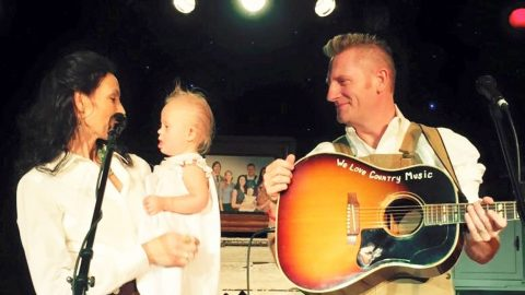 Joey & Rory's Daughter Will Steal Your Heart When She Takes The Stage | Country Music Videos