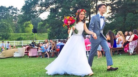 Pictures Released From John Luke & Mary Kate's Big Day! (PHOTOS)   Country Music Videos