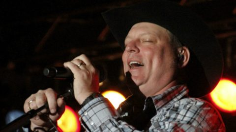 John Michael Montgomery's Son Sings One Of His Dad's Biggest Hits | Country Music Videos