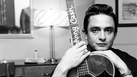 Johnny Cash Breaks New Records, Welcomed Into Rock & Roll Hall Of Fame | Country Music Videos