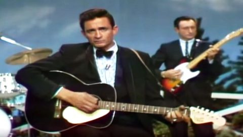 This Johnny Cash Medley Of Hits Is Exactly What You've Been Asking For | Country Music Videos