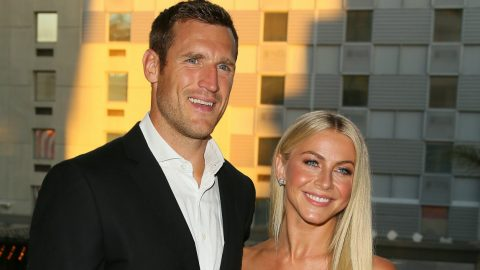 Julianne Hough Weds Brooks Laich In Stunning Outdoor
