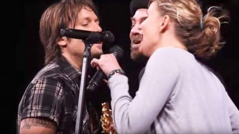 Keith Urban & Sugarland Team Up For Killer Cover Of 'Seven Bridges Road'   Country Music Videos