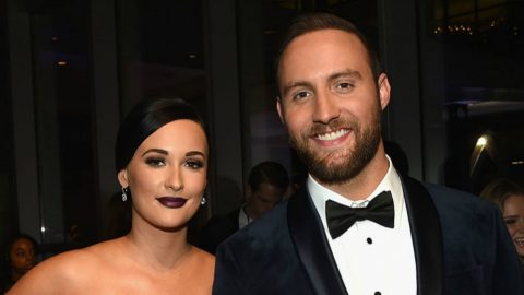 Kacey Musgraves Weds Ruston Kelly In Tennessee Ceremony | Country Music Videos