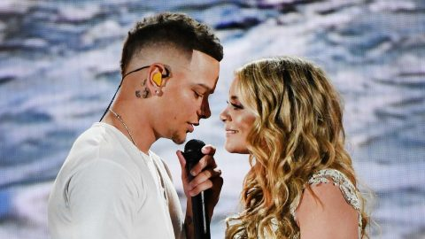 Kane Brown And Lauren Alaina Heat Up ACMs With Steamy 'What Ifs' Performance | Country Music Videos