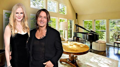 Keith Urban & Nicole Kidman List Tennessee Home For Sale   Country Music Videos