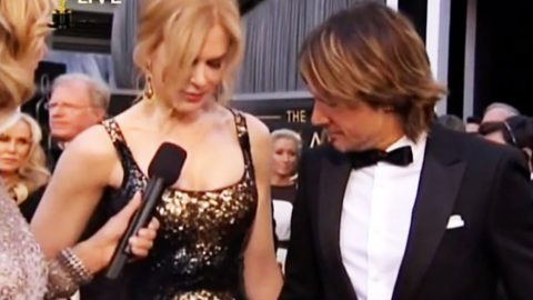 Fans Horrified After Keith Urban Got Asked This Question On Red Carpet | Country Music Videos