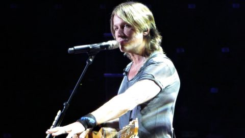 Keith Urban Honors Navy SEAL With Chilling Impromptu Performance | Country Music Videos