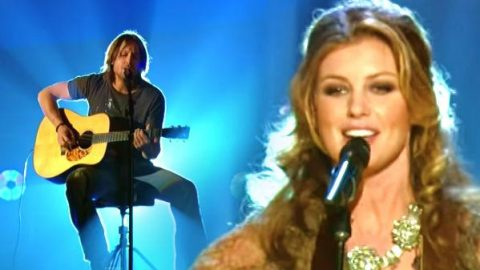 Keith Urban and Faith Hill – You'll Think Of Me and The Lucky One (Grammy Awards 2006) (WATCH) | Country Music Videos
