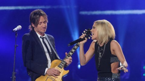 Hear Keith Urban And Carrie Underwood's Much-Anticipated Duet [LISTEN] | Country Music Videos
