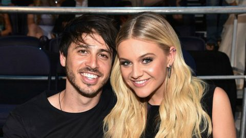 Kelsea Ballerini's Boyfriend Called Dibs In Adorable Christmas Day Proposal | Country Music Videos