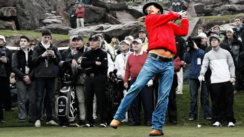 Kid Rock Does Unthinkable In Front Of Golf Legend   Country Music Videos