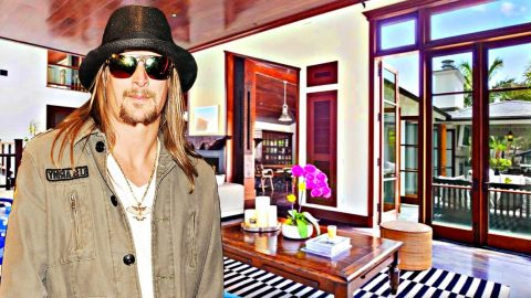 Kid Rock Loses $2.1 Million On His Fancy California Mansion | Country Music Videos