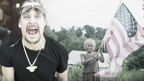 Kid Rock Has Scathing Message For Those Who Oppose Redneck Upbringing In Music Video | Country Music Videos