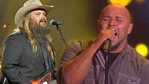 'Tennessee Whiskey' Dad Is Back With Another Jaw Dropping Chris Stapleton Cover | Country Music Videos