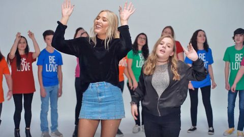 'Nashville' Stars Lennon & Maisy Put Unique Spin On Grammy Nominated Rock Song | Country Music Videos