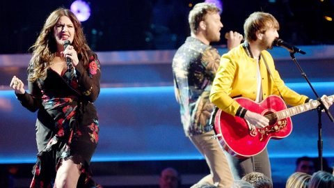 'Heartbreak' Consumes Lady Antebellum In Live ACM Performance | Country Music Videos