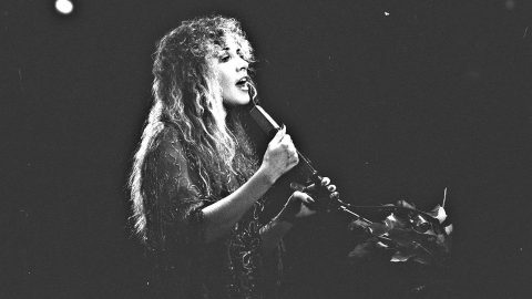 Hear The Raw Cut Of 'Landslide' From Fleetwood Mac's Early Demo   Country Music Videos