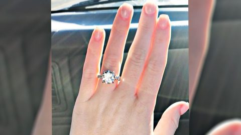 NASCAR Driver Proposes To Girlfriend With Massive Diamond | Country Music Videos