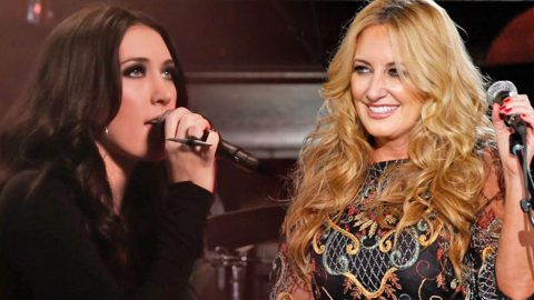 Lee Ann Womack's Daughter Takes Nashville By Storm With Promising New Song   Country Music Videos