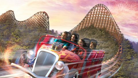 Dollywood Delays Launch Of Worlds Fastest Wooden Roller Coaster
