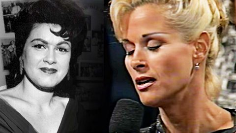 Patsy Cline Honored With Raw, Tender 'Crazy' By Lorrie Morgan | Country Music Videos