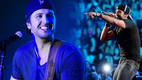 Luke Bryan Messes Up Crowd Sing-Along And It's Adorable! (VIDEO) | Country Music Videos