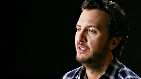 Luke Bryan Brought To Tears By Wife's Christmas Gift | Country Music Videos