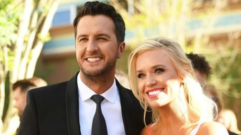 Luke Bryan And Family Welcome New Addition | Country Music Videos