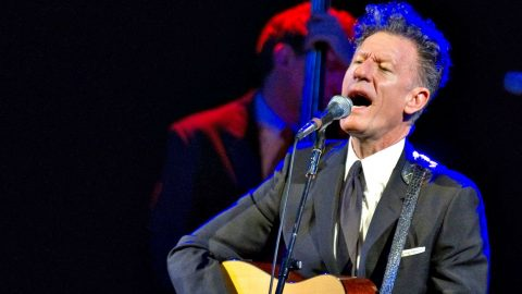 Lyle Lovett & Randy Newman Dazzle With Touching Duet, 'You've Got A Friend In Me' | Country Music Videos