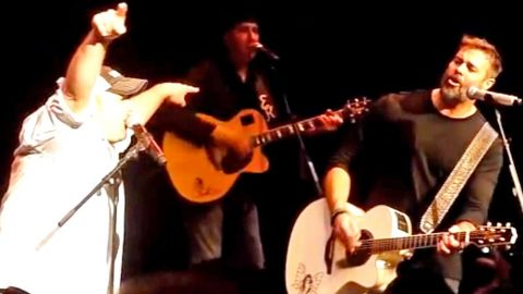 Unforgettable '70s Throwback Will Have Y'All Jamming Along With Eddie, Troy & Chris Cagle | Country Music Videos