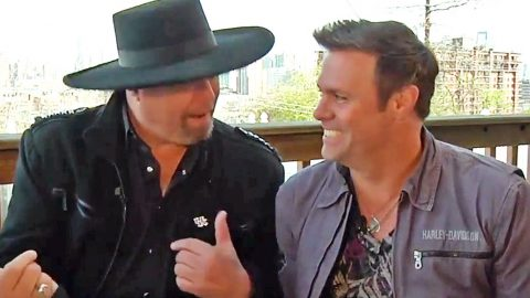Eddie & Troy Bring 3 Guitars And 1 Drum On The Porch…What Happened Next BLEW ME AWAY! | Country Music Videos