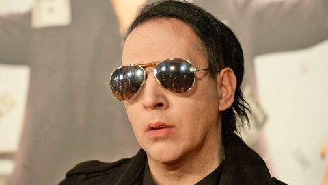 Marilyn Manson Joins Famous Outlaw Country Star On New Album | Country Music Videos