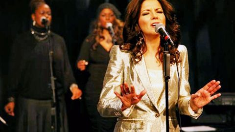 Feel Martina McBride's Dazzling Vocal Showcase In New Single 'Reckless' | Country Music Videos