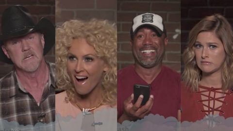Country Stars Join Jimmy Kimmel Live For Brutal 'Mean Tweets' Segment | Country Music Videos
