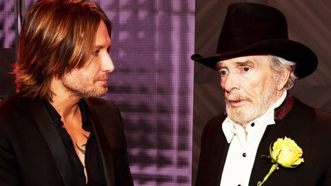 Why Merle Haggard's Family Had To Approve Keith Urban's New Single   Country Music Videos