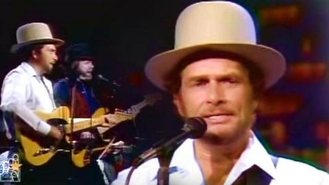 Merle Haggard – Are the Good Times Really Over (VIDEO) | Country Music Videos