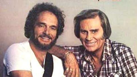Merle Haggard – Footlights (On the George Jones Show) (WATCH) | Country Music Videos